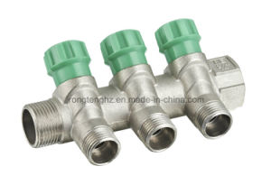 Brass Manifold 3-Way with High Quality