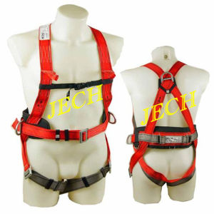 CE Standard Fullbody Harness Safety Harness Safety Belt pictures & photos