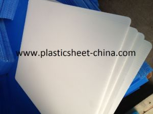 Polypropylene Corrugated Sheet with Rounded Corners for Packaging/Box Material pictures & photos