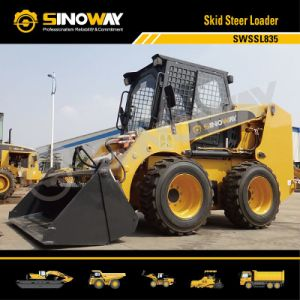 Skid Steer Loader (SWSSL835) pictures & photos