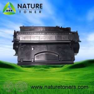 Black Printer Toner Cartridge for HP CE505X pictures & photos