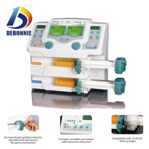 Dual Channel Syringe Pump with Best Price