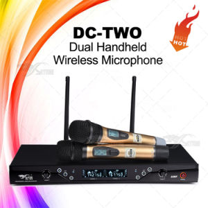 DC-Two UHF Professional Wireless Microphone pictures & photos