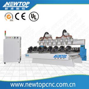 CNC Cuttercnc Engraving Machine1325-8h pictures & photos