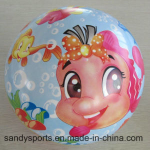 Custom Printing Full Printing PVC Play Ball pictures & photos