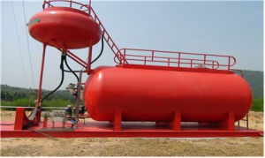Hot Sale Hydration Tank for Oil Equipment pictures & photos