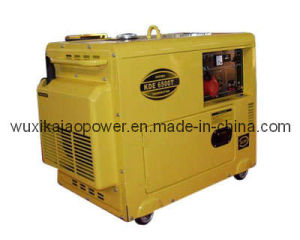 5kw Silent Type Diesel Generator pictures & photos