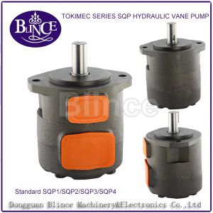 Tokimc High Quality Hydraulic Vane Pump pictures & photos
