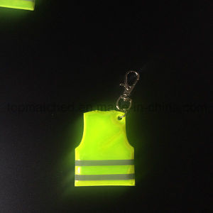 PVC Reflective Vest Reflector for Promotion pictures & photos
