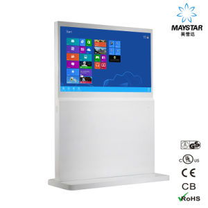 Cheap LCD Screen Panel Vertical Android Digital Advertising Display pictures & photos