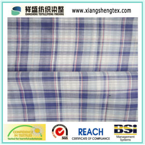 100% Cotton Yarn-Dyed Check Fabric for Shirt (50s*50s) pictures & photos