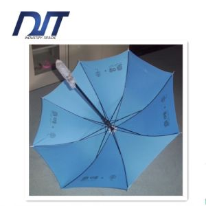 Water Flowering Advertising Umbrella, Straight Umbrella Three High-Grade Umbrella pictures & photos