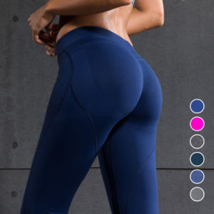 Fit Plain Butt Lifting Spandex Leggings, Fashion Clothes Sports Wear pictures & photos