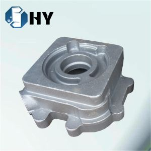 Wrought Cast Iron Sand Casting for Valve Pump Motor Parts pictures & photos