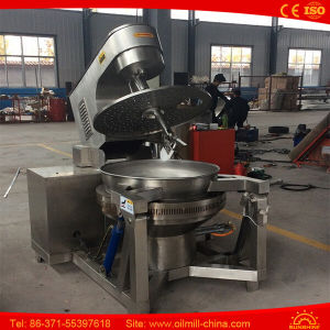 Stainless Steel Automatic Popcorn Machine Price 100L Commercial Popcorn Machine pictures & photos