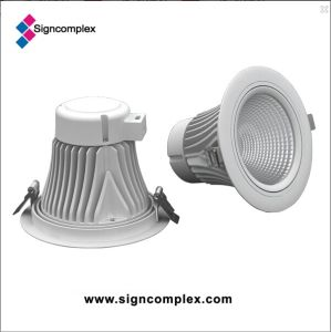 "25W 6"" Ultra Bright COB LED Downlight 85lm/W pictures & photos"