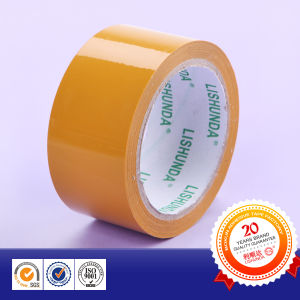 Tan Color BOPP Packing Tape for Carton Sealing pictures & photos
