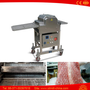 Nhj400-II Stainless Steel Beef Steak Tender Machine Electric Meat Tenderizer pictures & photos