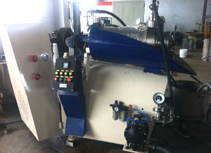 Pin Horizontal Bead Mill Sand Mill Peal Mill pictures & photos