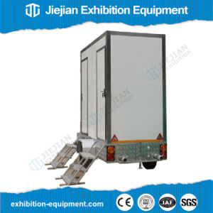 Temporary Restroom Trailers Sandwich Hard Wall Toilet Wholesale pictures & photos