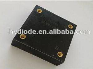 High Efficiency 180KV-0.5A Three Phase Diode Bridge Rectifier pictures & photos