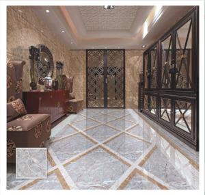 Porcelain Polished Copy Marble Glazed Floor Tiles (PK6610) pictures & photos
