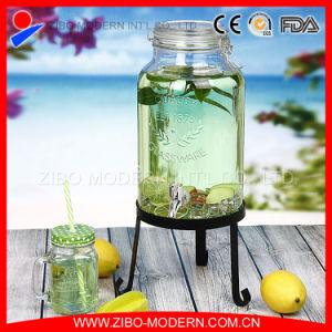 Mason Jar Juice Beverage Backpack Dispenser Juice Glass Jar pictures & photos