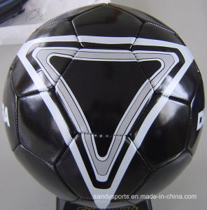Good Price Promotional PVC Rubber Bladder Soccer Ball pictures & photos