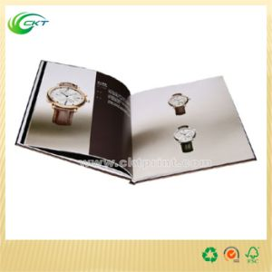 Watch Catalog Printing with Custom Design (CKT-BK-313)