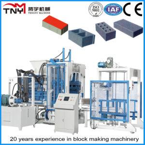 Qt6-15c Block Machine / Cement Brick Making Machine pictures & photos