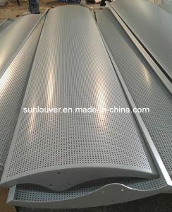 Perforated Aluminium Architectural Exterior Sun Louvers (DX-AS300)