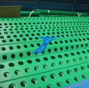 Green Mesh Net Price/Anti Wind Dust Net pictures & photos