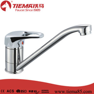 Ceramic Cartridge Brass Sink Kitchen Faucet (ZS50205) pictures & photos