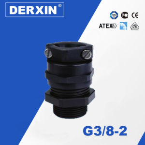 G3/8-G2 Factory Direct Supply Tensile Resistance Cable Gland pictures & photos