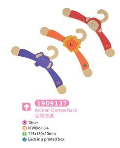 Kids Cartoon Cloth Rack Coat Rack Wooden Rack pictures & photos