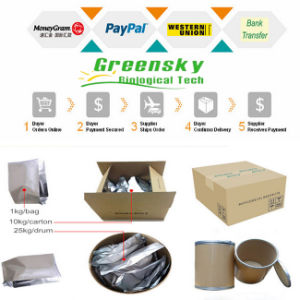 Manufacturing Greensky 0.2-5% Monacolin K Red Yeast Rice Powder pictures & photos