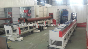 Movable Type Pipe Cutting & Beveling Workstation pictures & photos