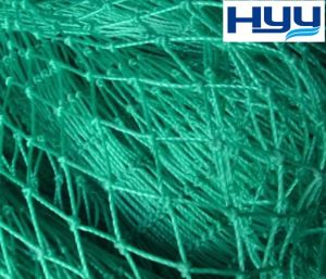 Container Knotted Safety Net