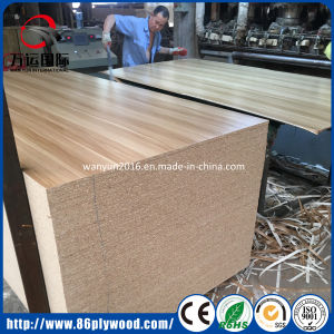 Interior Furniture Grade Plain Pre Laminated Melamine Particle Board pictures & photos