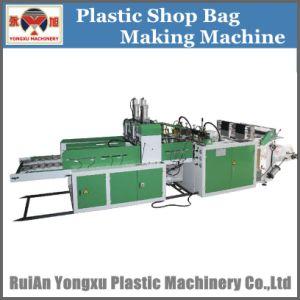 Plastic Shop Bag Making Machine pictures & photos