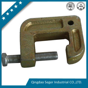 Custom Scaffolding Parts Beam Coupler pictures & photos