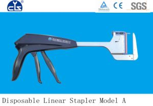 Disposable Surgical Linear Stapler with CE Mark (Model A) pictures & photos