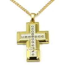 Jewelry Cross Necklace USB Flash Drive Flash Memory Pen Drive pictures & photos