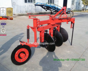 Farm Heavy Duty Hydraulic Double Way Disc Plough for Peru Market pictures & photos