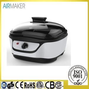 Adjustable Temperature Control Easy Clean Merchanical Multi-Cooker pictures & photos