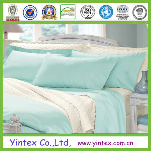 Wrinkle Free Microfiber Bed Sheets pictures & photos
