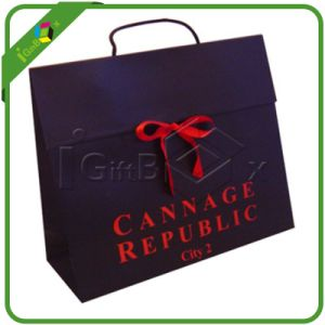 Promotional Make Handmade Paper Bags pictures & photos