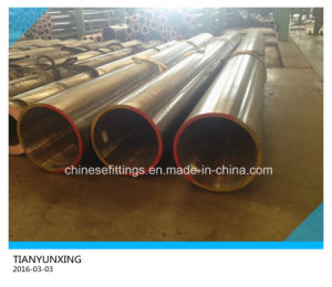 Seamless Alloy Pipe by ASTM A335 P11, P91, P22 pictures & photos