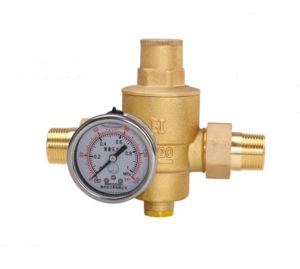 Brass Pressure Reducing Valve (LOOSE JOINT)