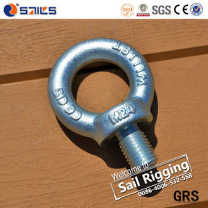 Carbon Steel Drop Forged Lifting Eye Bolt pictures & photos